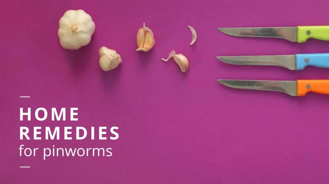 Enterobius vermicularis garlic. Enterobius vermicularis garlic.