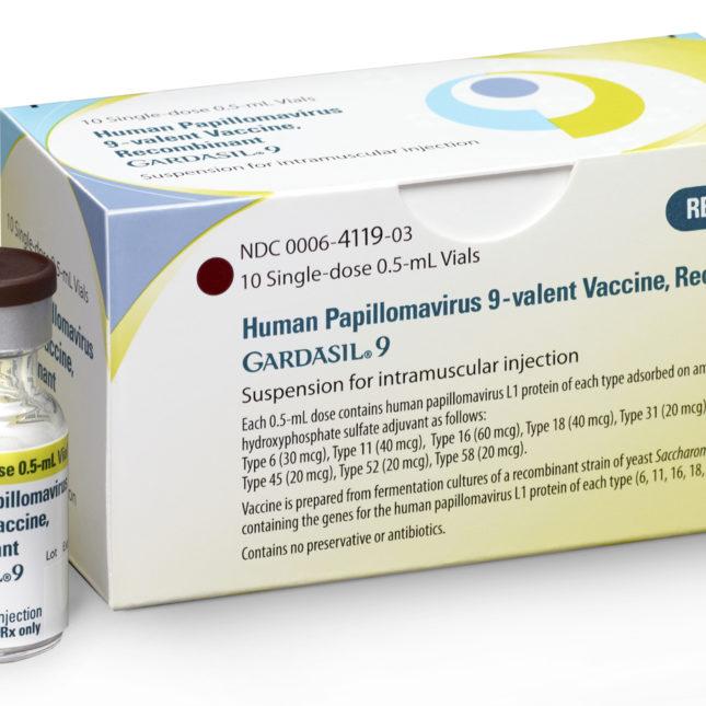 hpv vaccine fda