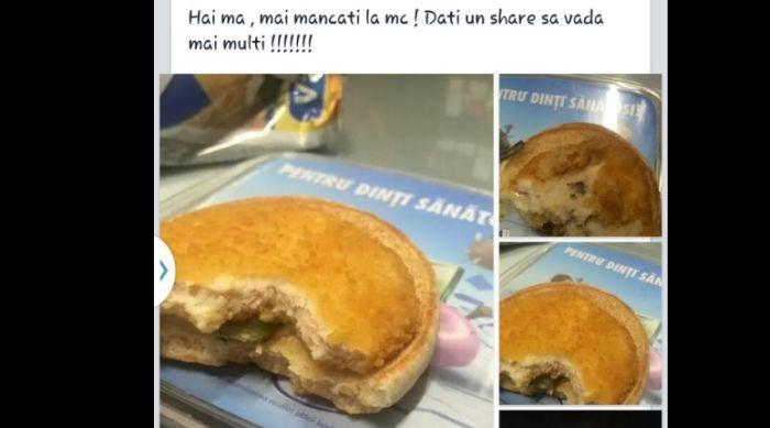 Carne cu viermi la KFC | Cluj-Napoca | pcmaster.ro