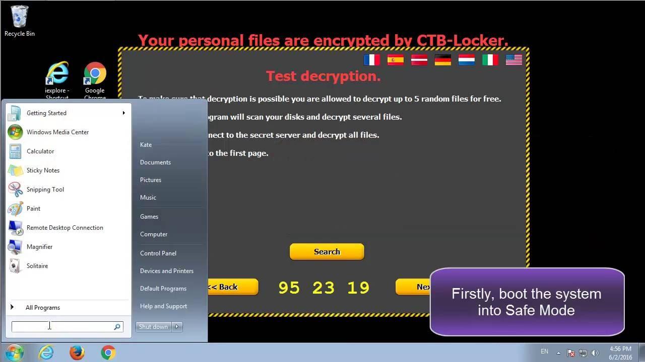 Ce sunt viruşii ransomware şi cum să vă protejaţi de ei | Ştiinţa Online