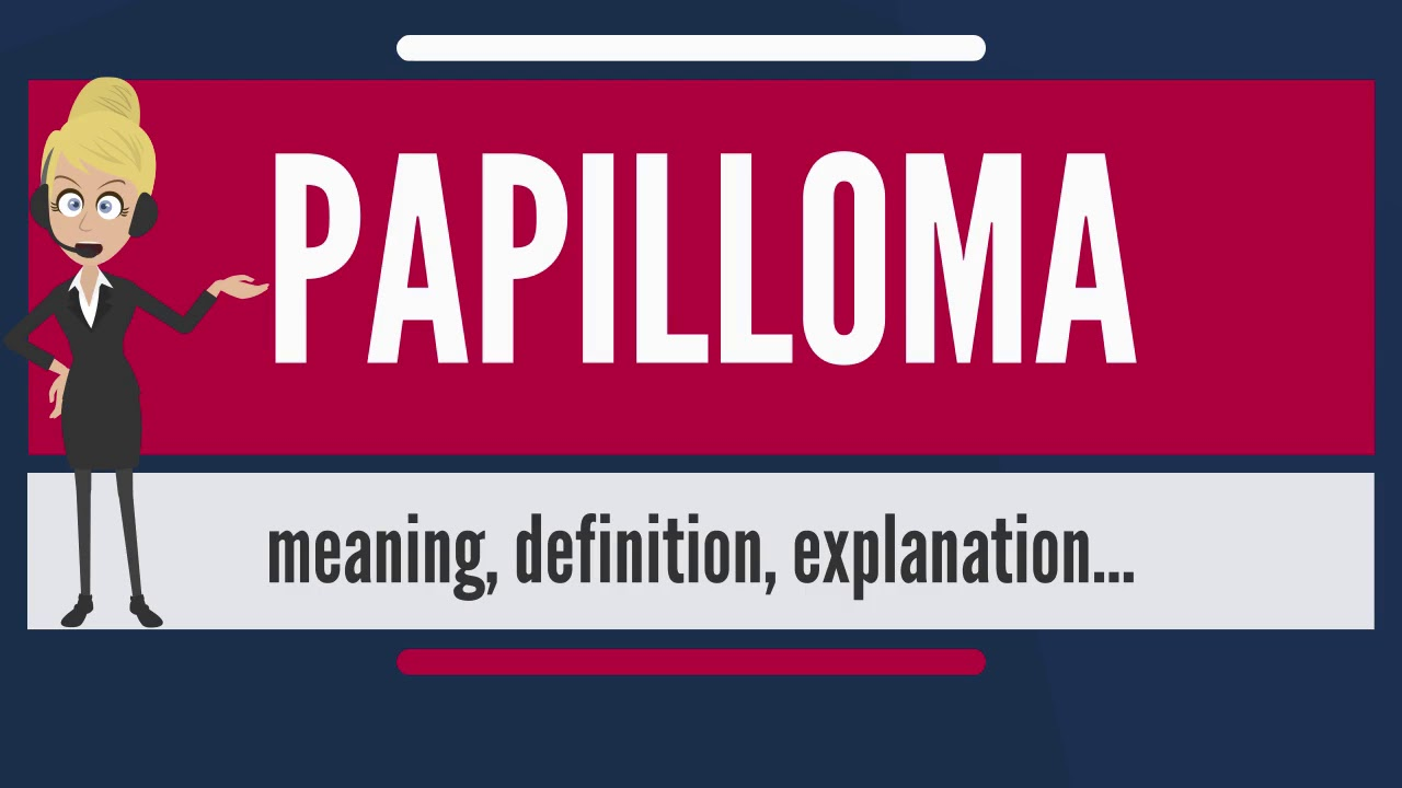 what is the meaning of papilloma