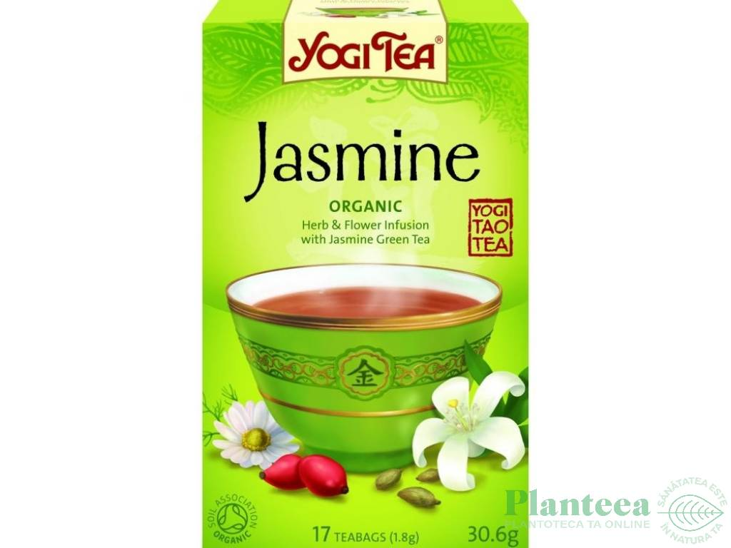 supliment de ceai din plante de detoxifiere yogi)