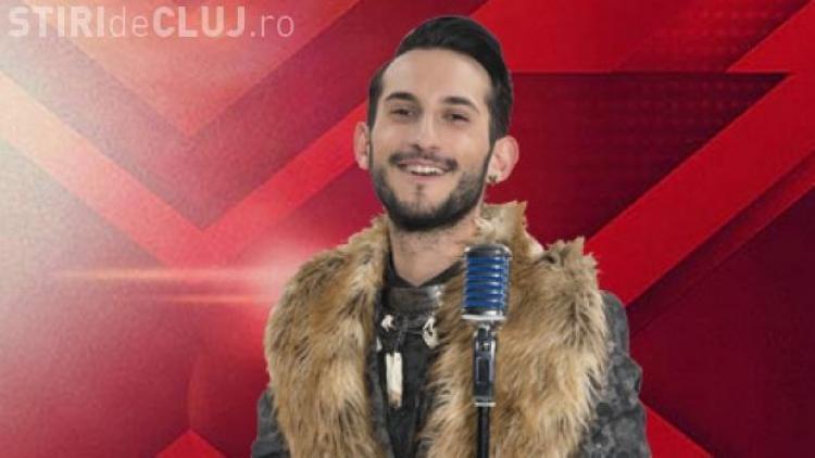Concurentul gay, eliminat de la X Factor. Cheloo, reacție necontrolată | DCNews