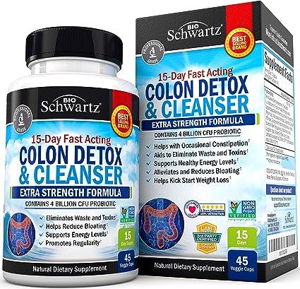 detox colon xr pret