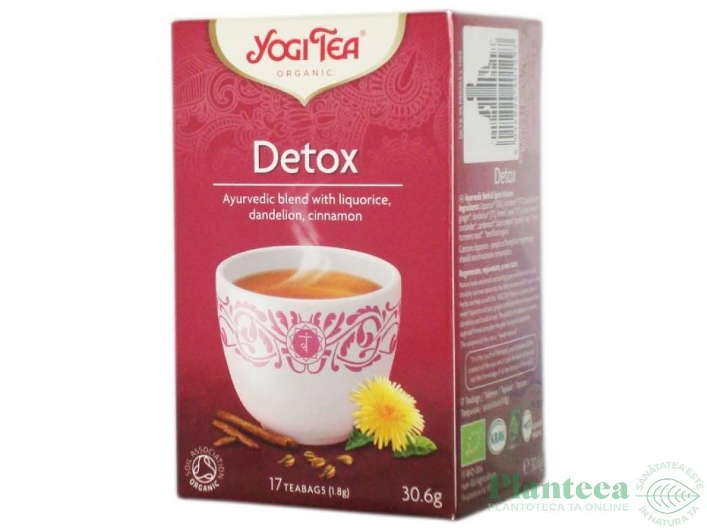 detoxifiere cu plante