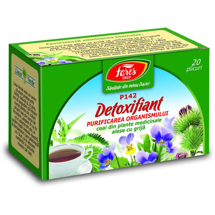 Ceai Curatarea Sangelui (P) 50g FARES - Plantini