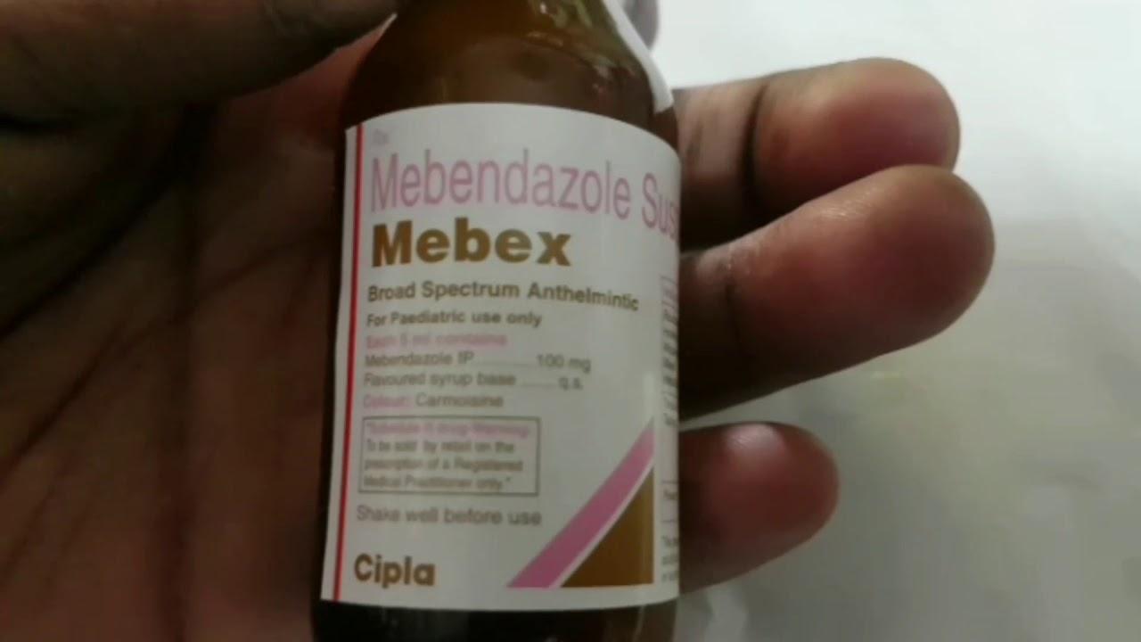 Medicamente antihelmintice lichide pentru oameni