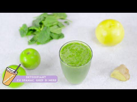 rețete de suc detox de colon