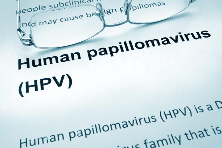 dna papilloma virus positivo