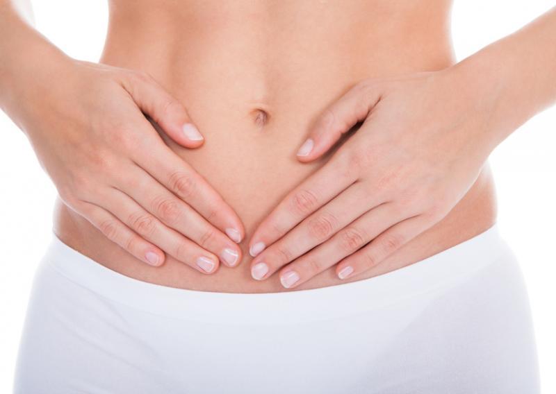 Cancer douleur abdominale, Cancer colon douleur. Traducere