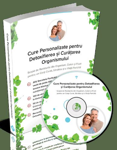 curățarea colonului detoxifiere de 7 zile