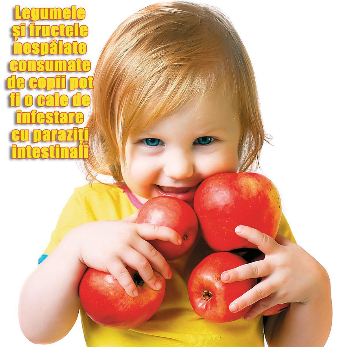 Copilul Intre 1 Si 3 Ani - Poveste de enterobioză