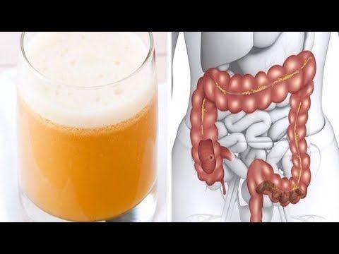 Cea mai eficientă băutură naturală pentru detoxifierea colonului, Detox de colon de casă