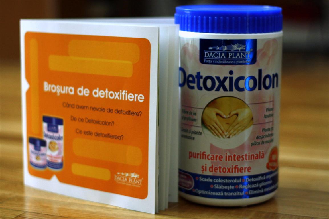 detoxifierea colonului cu apa