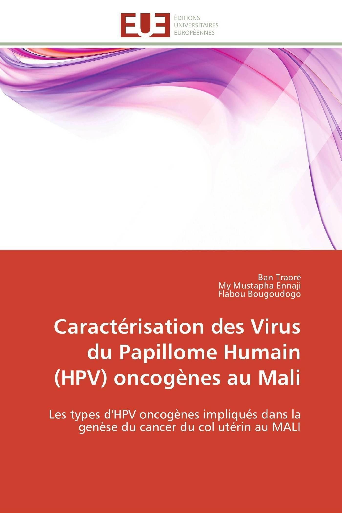 cause du papillomavirus humain