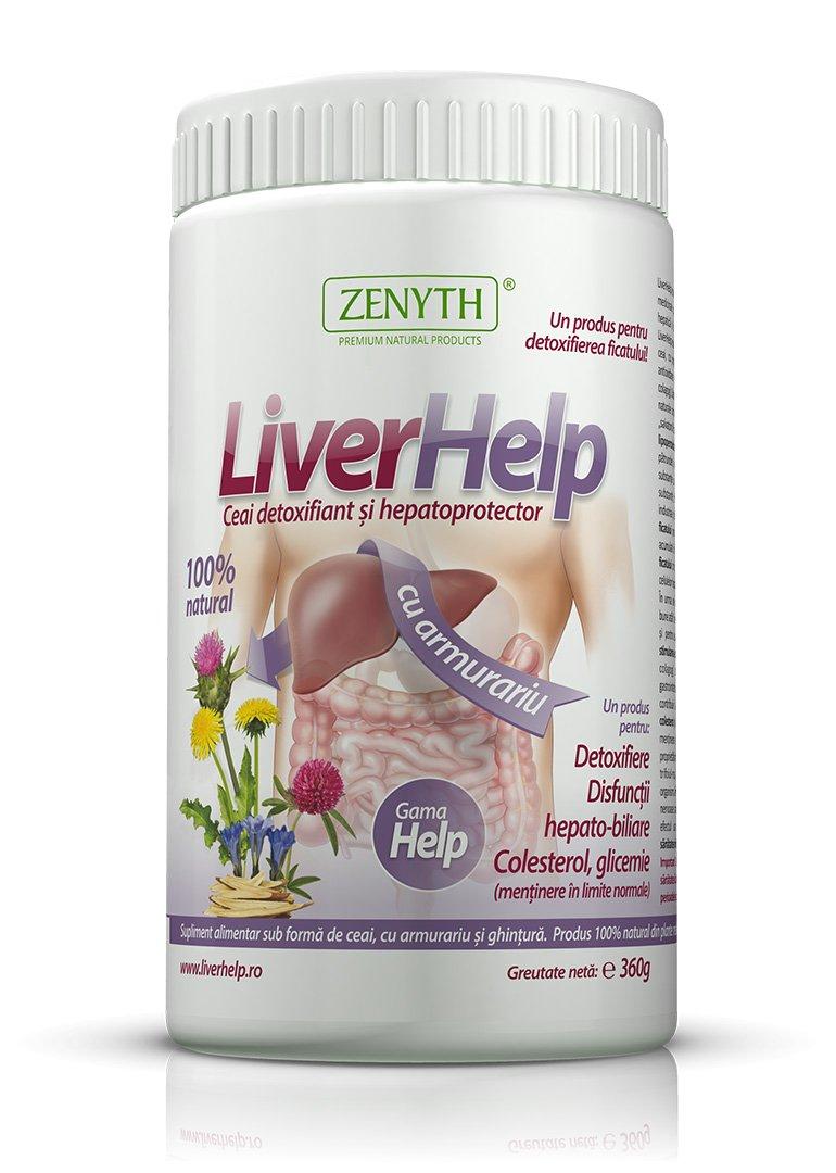 9 zile suplimente de detoxifiere hepatică