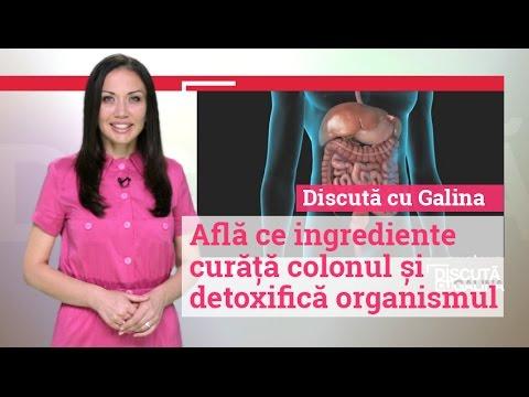 detoxifierea ficatului și curățarea colonului