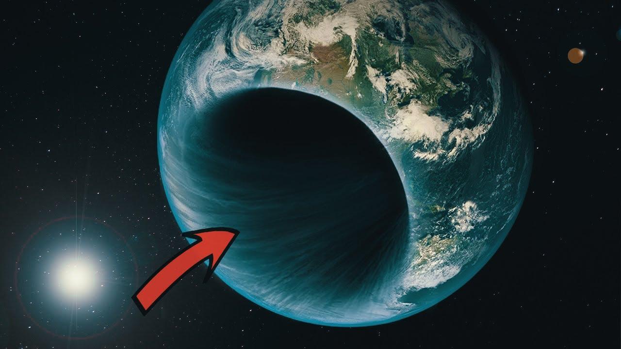 Găurile de vierme ar putea arunca umbre ciudate care pot fi observate cu telescopul - Inborş