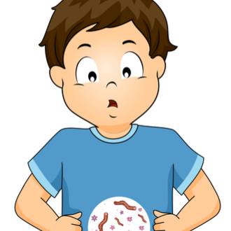 tratamentul viermilor la copii 1 5