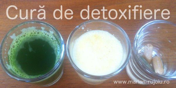 tratament de detoxifiere