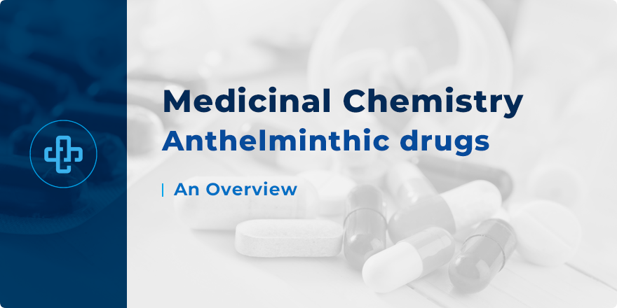 Definition of anthelmintic in pharmacy