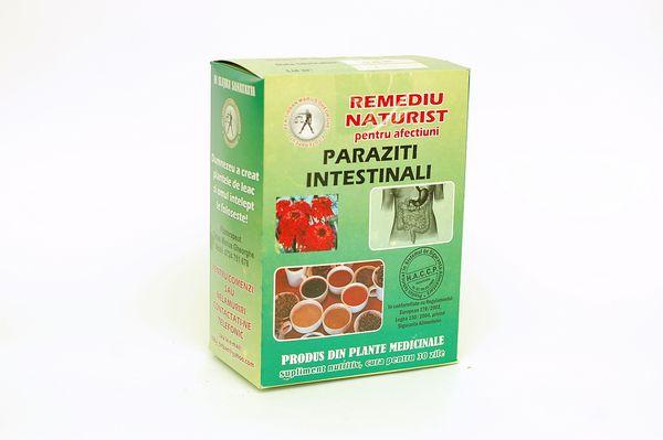 ceai pentru paraziti intestinali