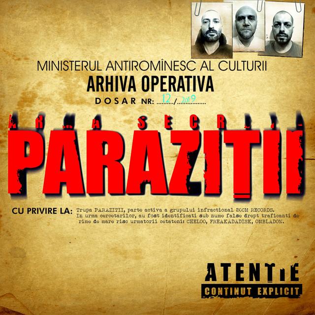 Trupa Parazitii revine la Timisoara. Concert pentru amatorii de hip-hop, la final de saptamana