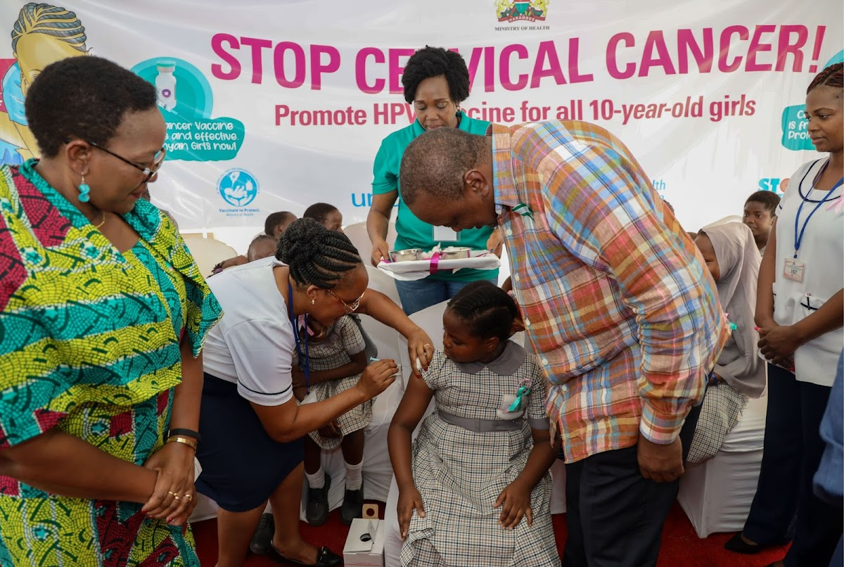 Hpv vaccine kenya. Human papillomavirus vaccine in kenya Cancer vezica biliara tratament