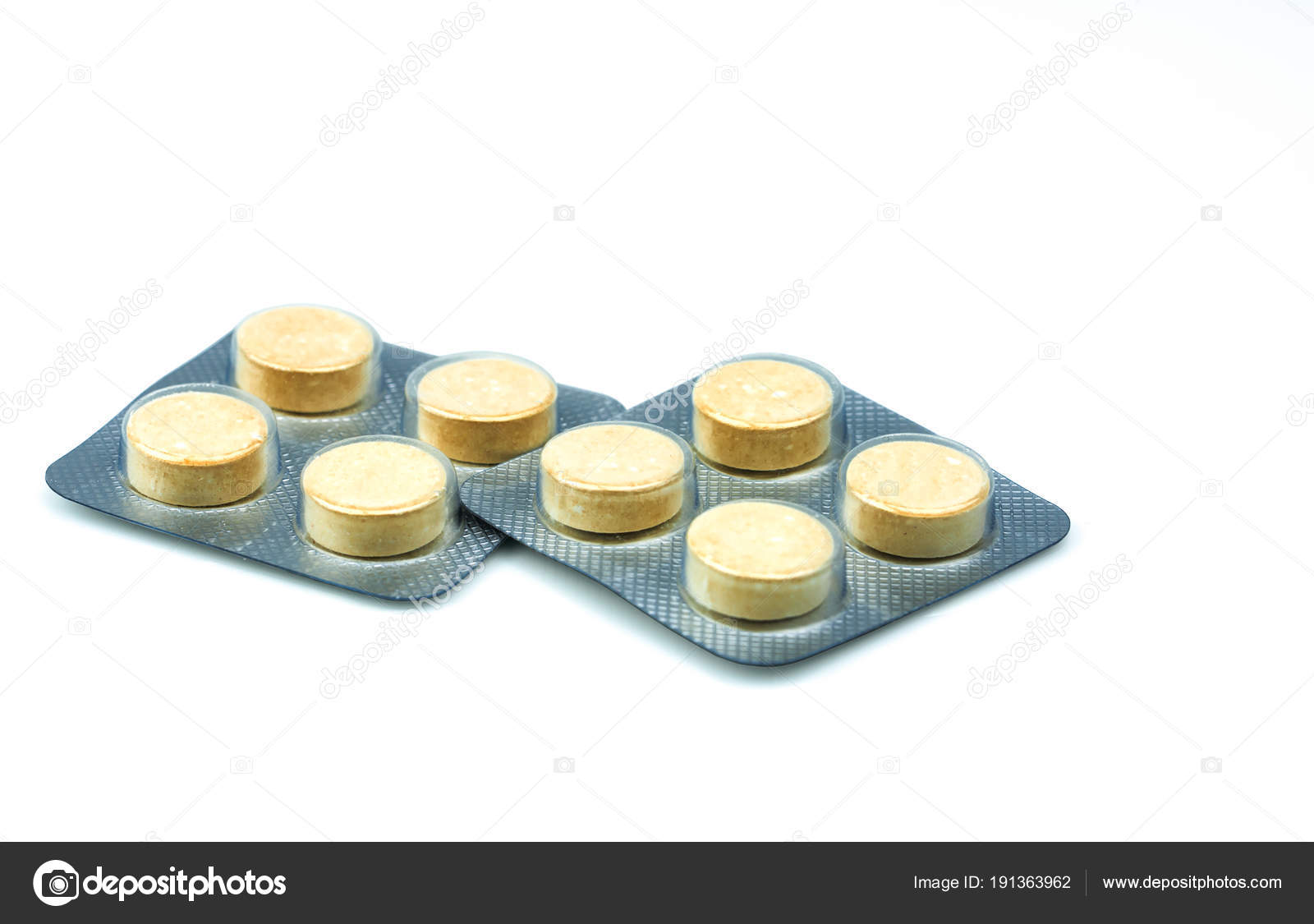 Anthelmintic tablets, Central Research Institute