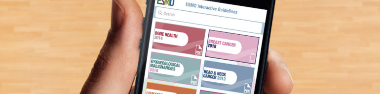 Colorectal cancer esmo guidelines. Endometrial cancer esmo