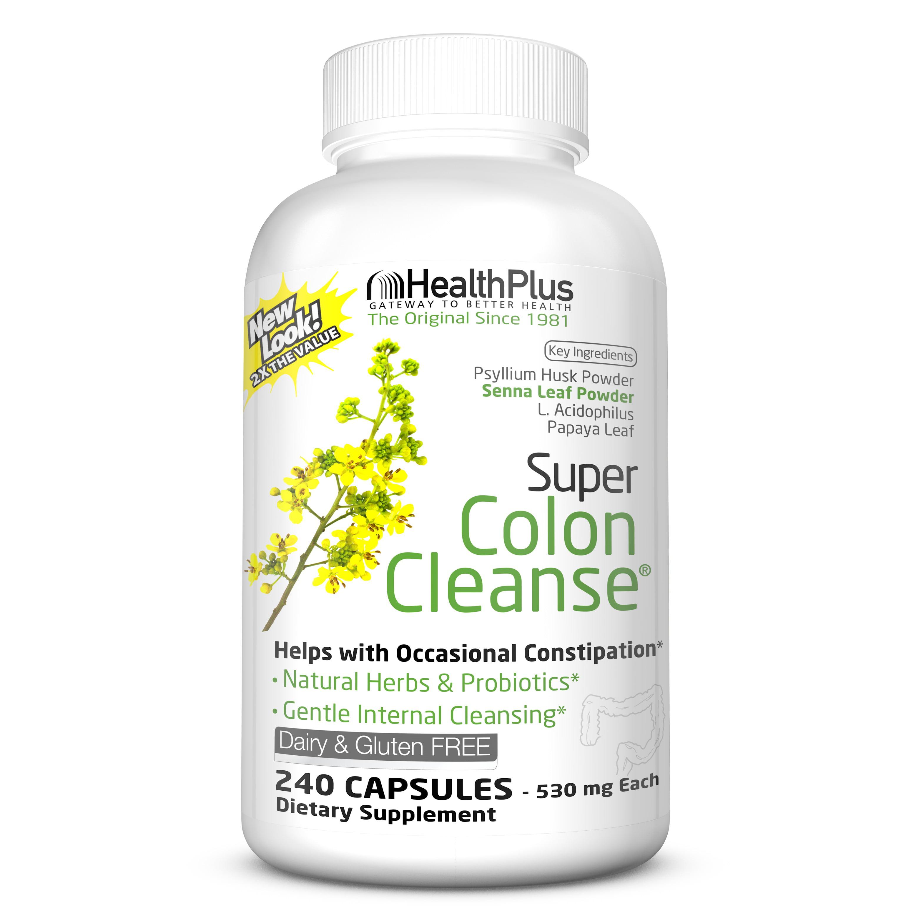 Life Impulse® Super Colon Cleanse - Detoxifiant intestinal - Cod produs, Life Care