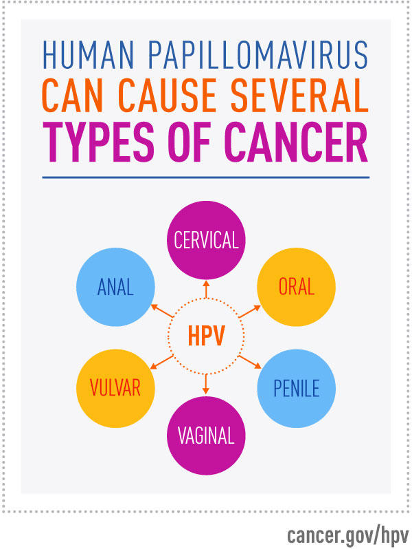 hpv cancer in males