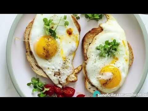 Prepararea ouălor de vierme rotunde